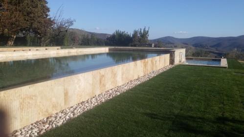 Villa Le Barone - Piscine