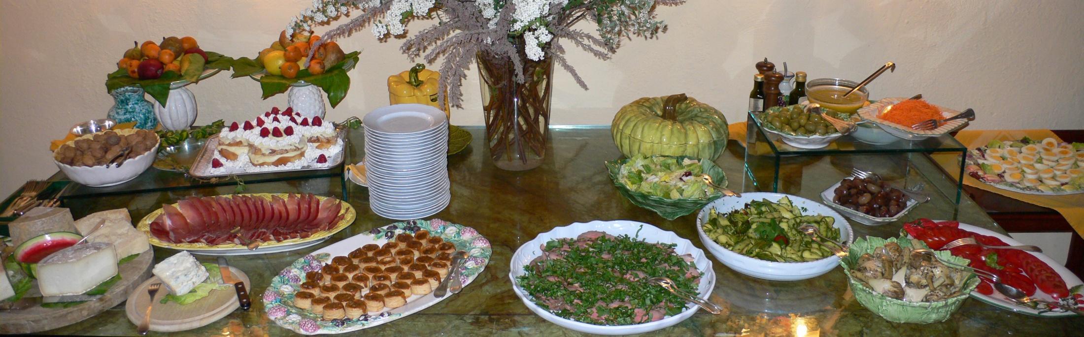 Villa Le Barone - Cucina e vino