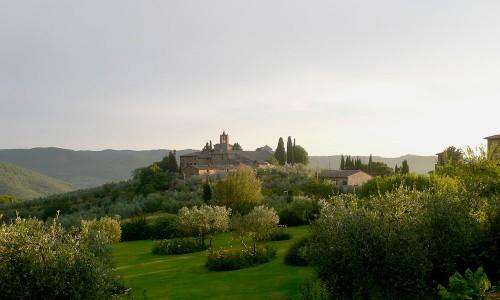 Villa Le Barone - Surroundings