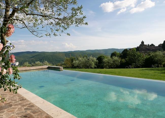 Villa Le Barone - Pool