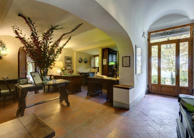 Villa Le Barone - Interno