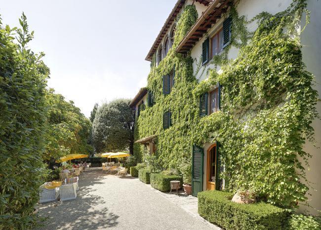 Villa Le Barone - Außenansicht