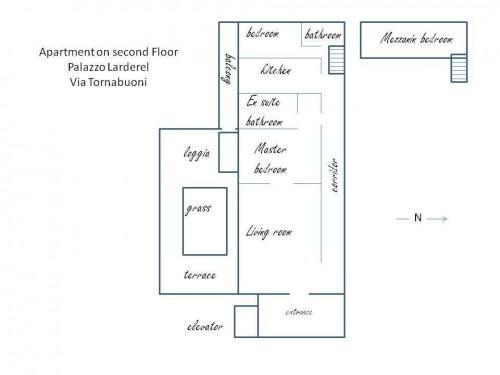 Villa Le Barone - Einzelheiten