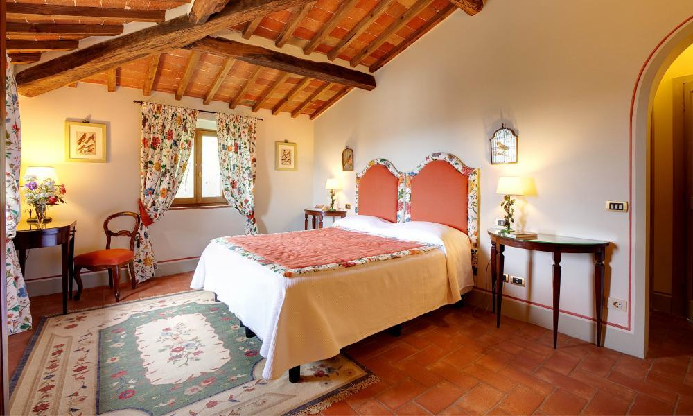 Villa Le Barone - Junior Suite