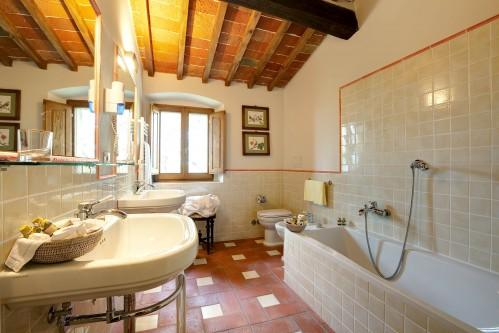 Villa Le Barone - Suite Histórica