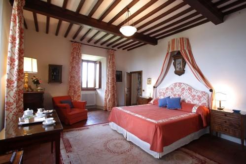 Villa Le Barone - Historic Suite