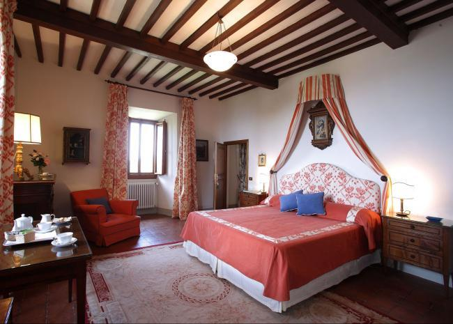 Villa Le Barone - Room