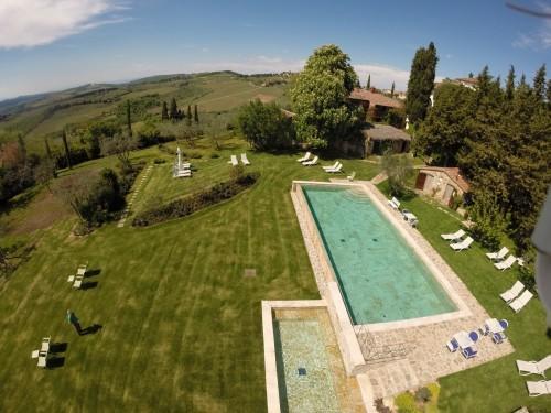 Villa Le Barone - Piscina