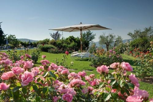 Villa Le Barone - Jardin