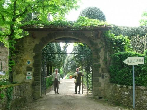 Villa Le Barone - Alrededores
