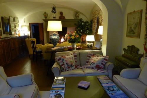 Villa Le Barone - Innenausstattung