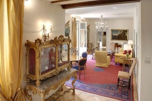 Villa Le Barone - Interior