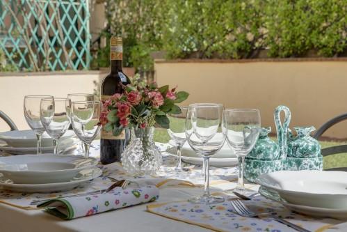 Villa Le Barone - Restaurantes