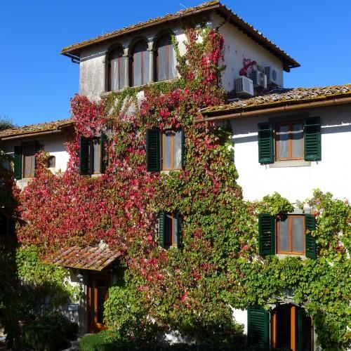 Villa Le Barone - Exterior
