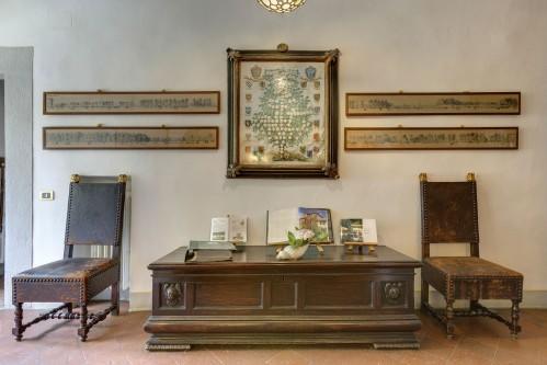 Villa Le Barone - Lobby