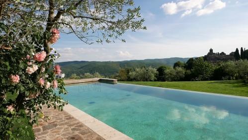 Villa Le Barone - Schwimmbad