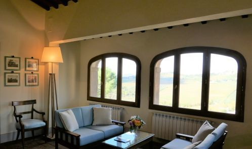 Villa le Barone Apartment